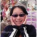 在飾品店看到可愛的公主皇冠