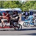 多人腳踏車