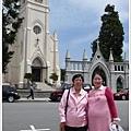 Santa Cruz 的小教堂