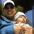 Q寶與爸爸
