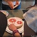 準備切蛋糕