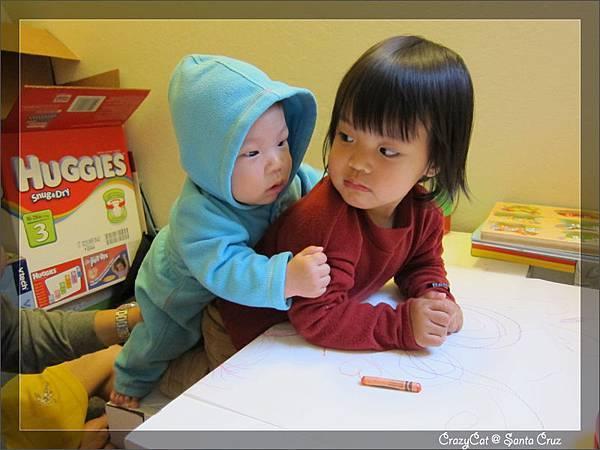 4/20 陳小牛:「弟弟我覺得你很累贅欸」(白眼)