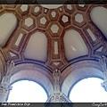 藝術宮的圓頂