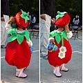 不知所措的小草莓