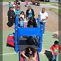 4/3 排隊玩這個超好玩的咕嚕嚕滑梯