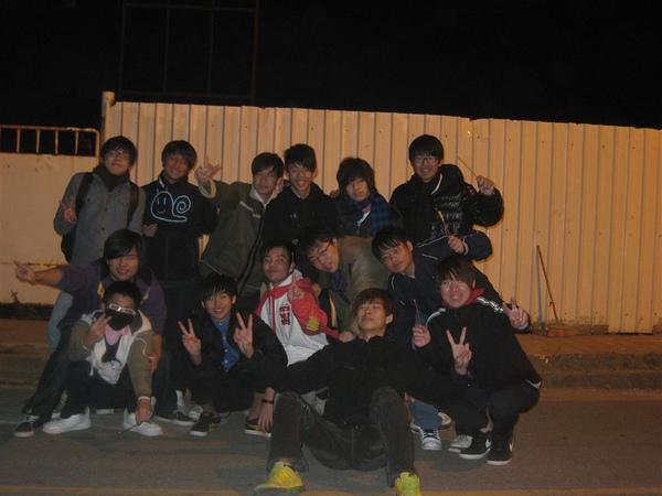 2010年的最後一張合照