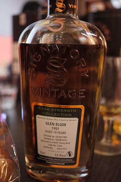 Glen Elgin 1991