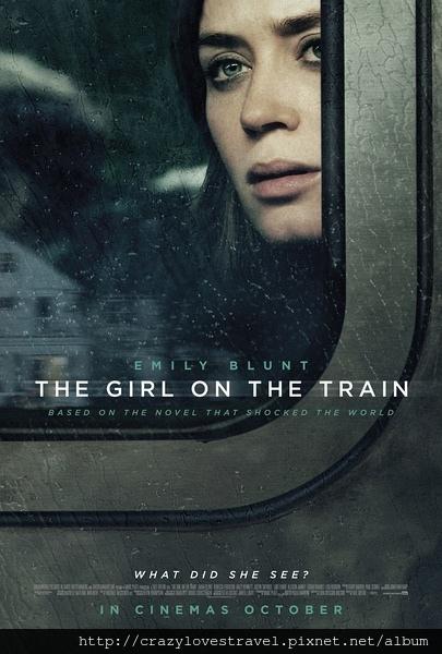 列車上的女孩1