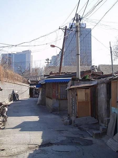北京的平房