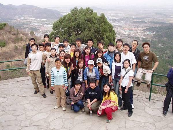 2005/4/7的香山公園