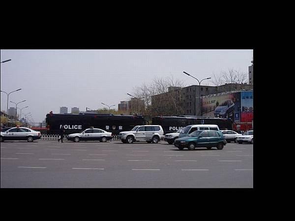 北京的反日大遊行