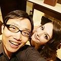 20090910_我與烏克蘭模特兒瑞莎_01.JPG