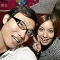 20090919_我與美食節目主持人莎莎.JPG