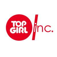 可瑞特設計_TOP GIRL廣告設計
