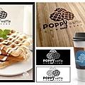 POPPY帕比鬆餅,CI設計