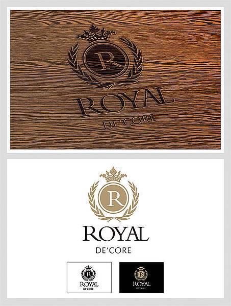 ROYAL品牌設計,LOGO設計,CI設計