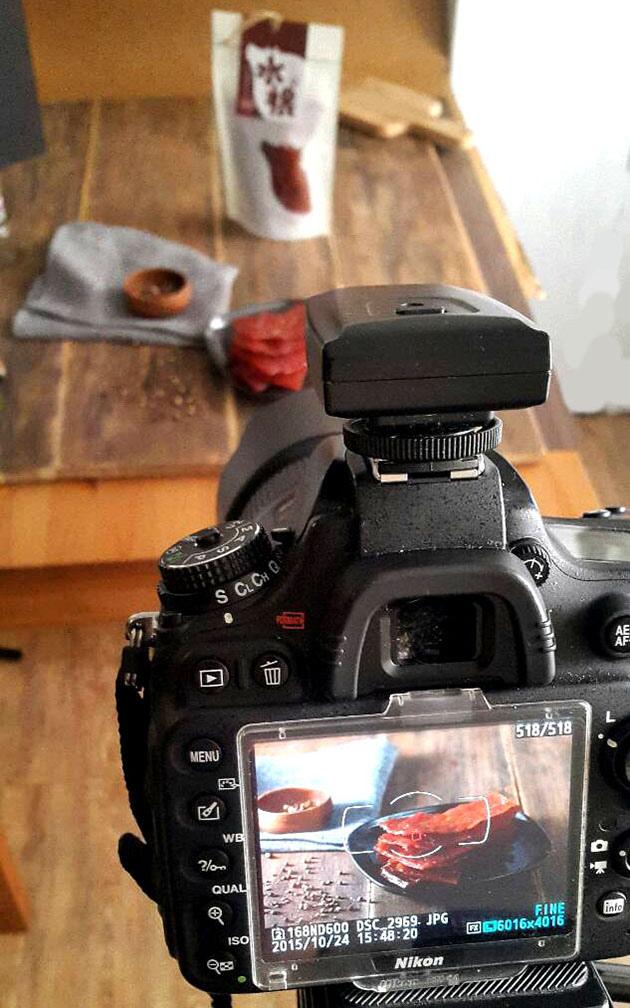 水根肉乾攝影