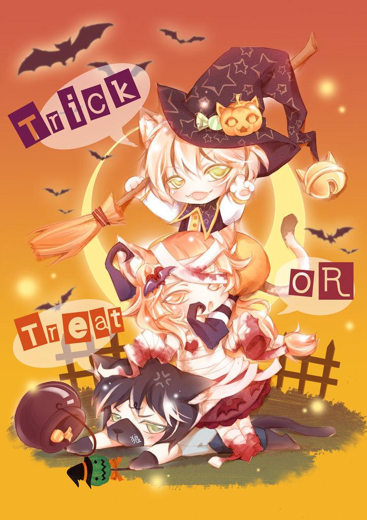 [喵星人]Trick OR Treat! Halloween~