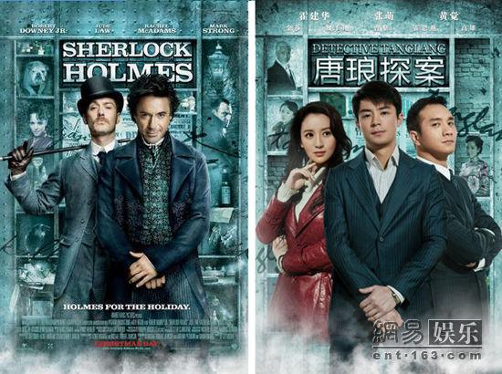 Holmes超級比一比
