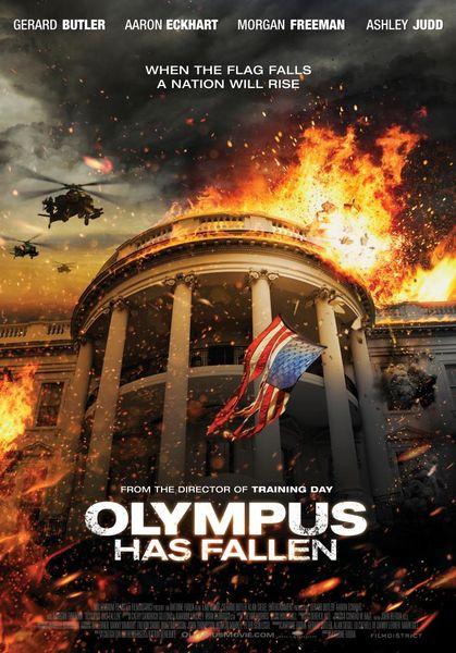 OLYMPUS HAD FALLEN