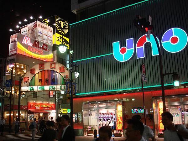 0826電車往新橋0.JPG