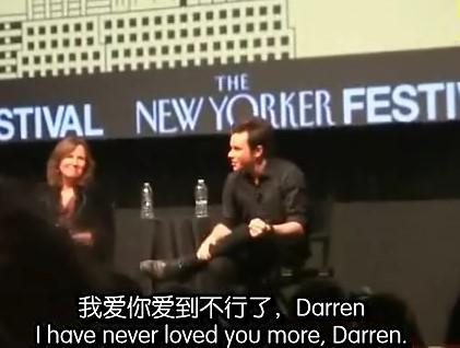 Chris Colfer - New Yorker Festival (2011.10.1.NY)-04