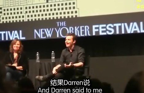 Chris Colfer - New Yorker Festival (2011.10.1.NY)-02
