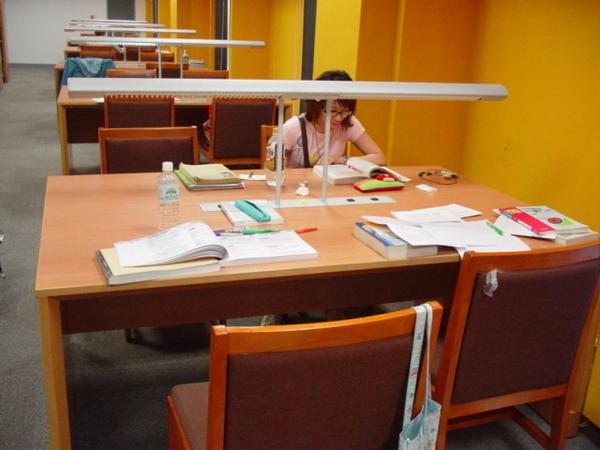 這是鴨子喜歡的讀書區