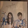 Singular 簽名專輯