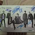 Da & The Idols簽名專輯