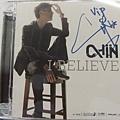 Chin簽名專輯