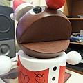 Mario簽名小木偶