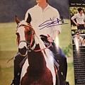 Son簽名Exact雜誌