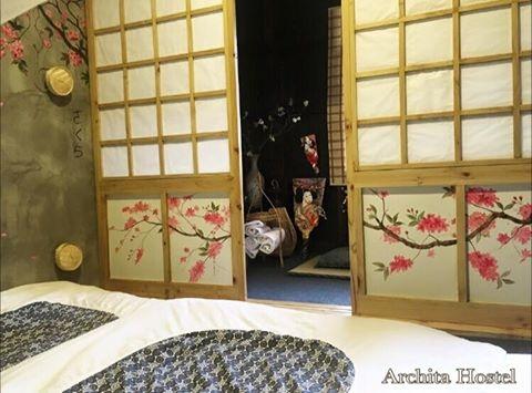 Archita Hostel--Room  SAKURA.jpg