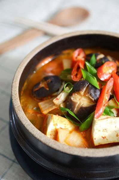韓式味曾鍋