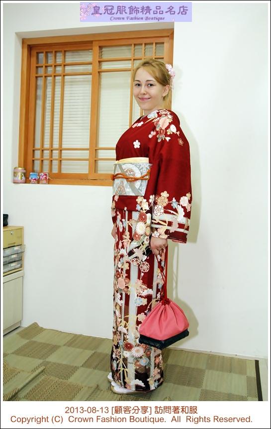 2013-8-13[顧客分享]訪問著和服.JPG