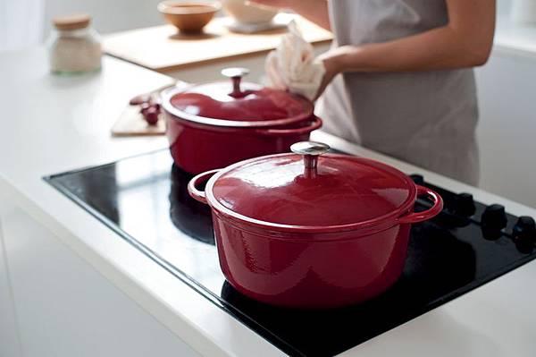 Arôme樂活燉煮鑄鐵鍋