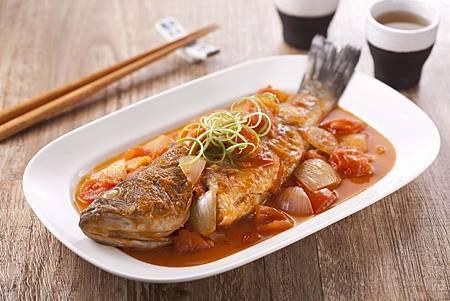 番茄燒魚01