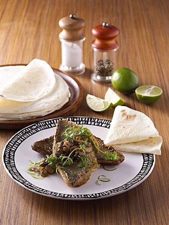 墨西哥式香煎魚排