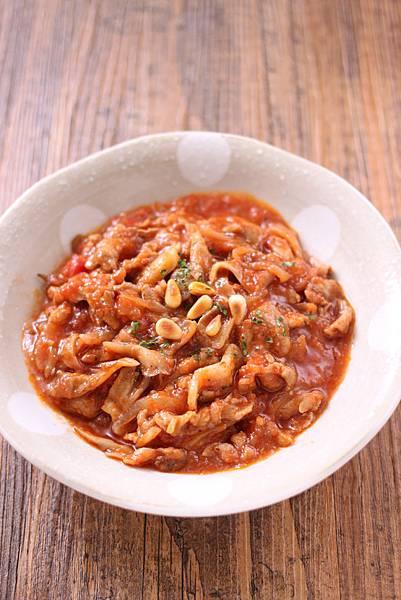 俄羅斯風味番茄燉豬肉成品圖
