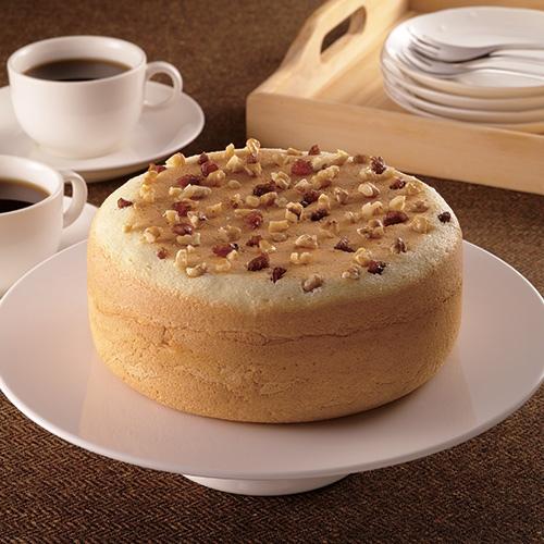 養生桂圓核桃蛋糕