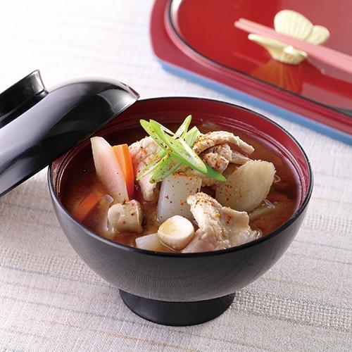 日式豬肉什錦味噌湯
