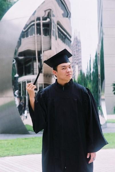 大四畢業照