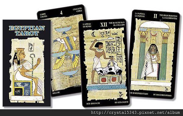埃及塔羅牌