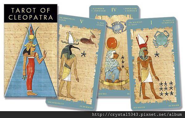 埃及艷后塔羅牌
