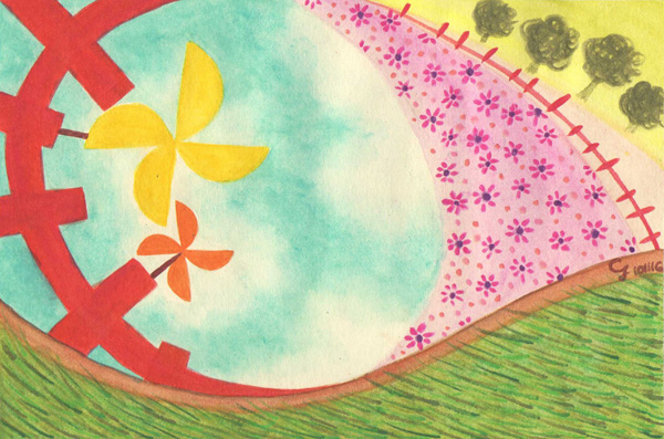 秘密花園@克里斯多插畫森林.jpg