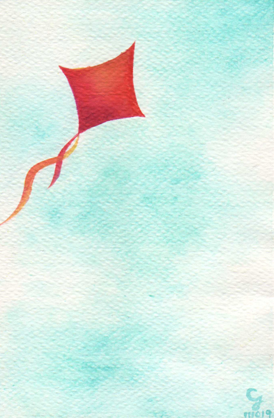 fly_a@克里斯多插畫森林