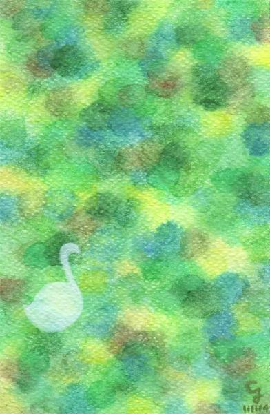一個人的快樂@克里斯多插畫森林.jpg