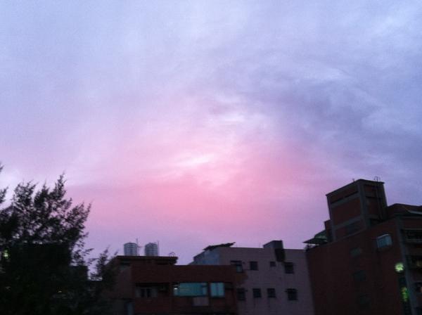 sunset_c@克里斯多插畫森林.JPG