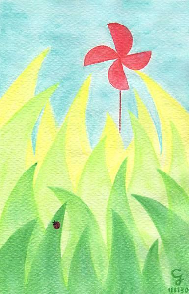 sky@克里斯多插畫森林